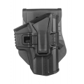 FAB DEFENCE LEVEL 1 BELT HOLSTER G-9S (GLOCK 9mm/.40 Roto)