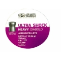 ΒΛΗΜΑΤΑ JSB DIABOLO ULTRA SHOCK HEAVY 4.50 mm. 350 ΤΜΧ. (0.67g/10.34gr)