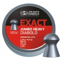 ΒΛΗΜΑΤΑ JSB EXACT JUMBO HEAVY 5.52mm / 500τμχ (1,175gr. / 18.13g)