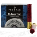 FEDERAL H163 AMMUNITION HI BRASS 36gr