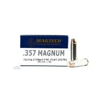 ΣΦΑΙΡΕΣ .357 Magnum 158 Grain Full Metal Jacket Flat