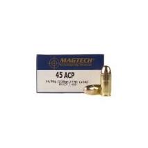 ΣΦΑΙΡΕΣ Magtech Sport Ammunition 45 ACP 230 Grain Full Metal Jacket
