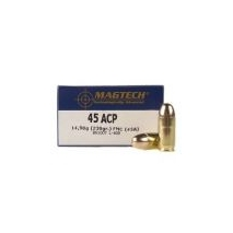 ΣΦΑΙΡΕΣ Magtech Sport Ammunition 45 ACP 230 Grain Full Metal Jacket